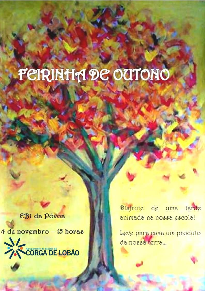 FEIRINHA DE OUTONO - EB/JI PÓVOA - VALE